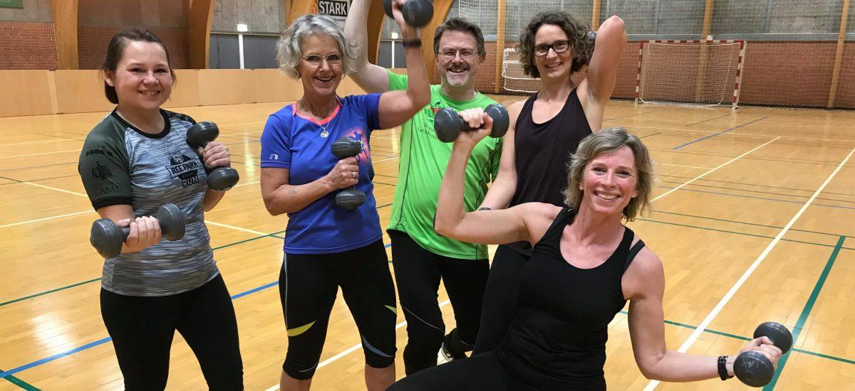 Gym-fit & kropstræning