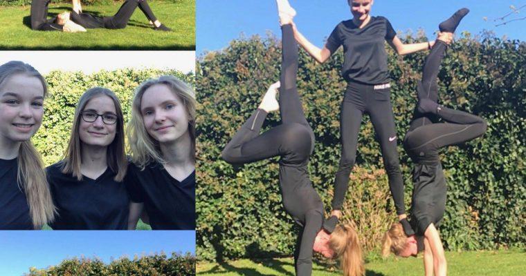 Gymnastikskole i sommerferien (uge 27)