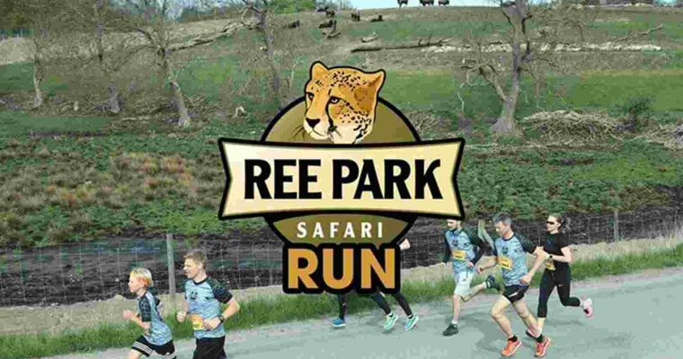 Vil du være official til Ree Park Safarirun 2. og 3. oktober 2021?